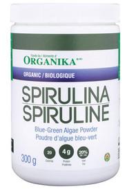 Organika Organic Spirulina Powder (300 g)