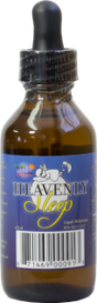 Natural Calm Heavenly Sleep Liquid Melatonin (60 mL)