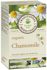 Traditional Medicinals Organic Chamomile (20 tea bags)