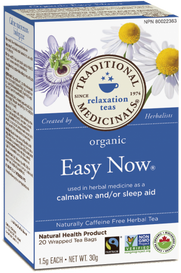 Traditional Medicinals Organic Easy Now (20 tea bags)