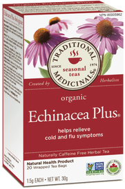 Traditional Medicinals Organic Echinacea Plus (20 tea bags)