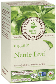Traditional Medicinals Organic Nettle Leaf (20 tea bags)