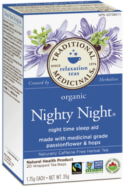 Traditional Medicinals Organic Nighty Night (20 tea bags)