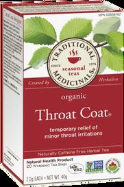 Traditional Medicinals Organic Throat Coat (20 tea bags)
