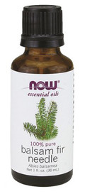 NOW Essential Oils Balsam Fir Needle (30 mL)