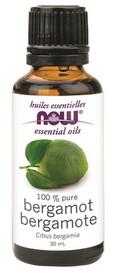 NOW Essential Oils Bergamot (30 mL)