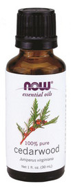 NOW Essential Oils Cedarwood (30 mL)