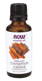 NOW Essential Oils Cinnamon Cassia (30 mL)