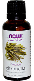 NOW Essential Oils Citronella (30 mL)