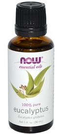 NOW Essential Oils Eucalyptus (30 mL)