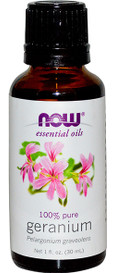 NOW Essential Oils Geranium (30 mL)
