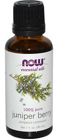 NOW Essential Oils Juniper Berry (30 mL)