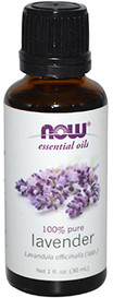 NOW Essential Oils Lavender (30 mL)