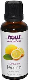 NOW Essential Oils Lemon (30 mL)