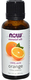 NOW Essential Oils Orange (30 mL)