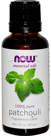 NOW Essential Oils Patchouli (30 mL)