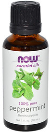 NOW Essential Oils Peppermint (30 mL)