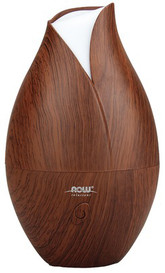 NOW Solutions Wooden Ultrasonic Oil Diffuser