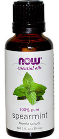 NOW Essential Oils Spearmint (30 mL)
