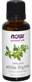 NOW Essential Oils White Thyme (30 mL)
