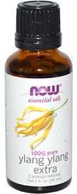 NOW Essential Oils Ylang Ylang Extra (30 mL)