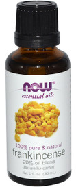 NOW Essential Oils Frankincense (30 mL)