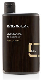 Every Man Jack Daily Shampoo Sandalwood (400 mL)