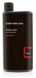 Every Man Jack Body Wash Cedarwood (500 mL)