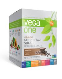 Vega One Nutritional Shake Mocha (10 x 42g)