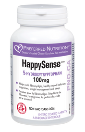 Preferred Nutrition HappySense 5HTP 100mg (60 caps)