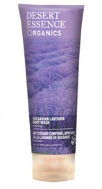 Desert Essence Body Wash Bulgarian Lavender (8 oz)
