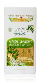 Green Beaver Tea Tree Deodorant Stick (50 g)