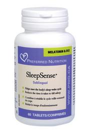 Preferred Nutrition SleepSense (60 sub tabs)