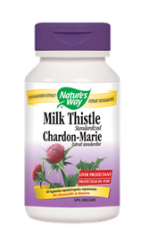 Nature's Way Milk Thistle (60 caps)