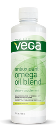 Vega Antioxidant Omega Oil Blend Liquid (500 mL)