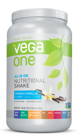 Vega One Nutritional Shake French Vanilla (829 g)