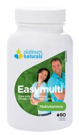 Platinum Naturals Easymulti (60 softgels)
