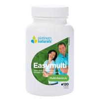 Platinum Naturals Easymulti (120 softgels)