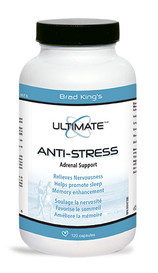 Brad King's Ultimate Anti-Stress (120 caps)