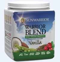 Sun Warrior Warrior Blend Raw Protein Vanilla (375 g)