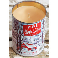 Maple Syrup Candle Cotton Wick (450 g)