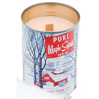 Maple Syrup Candle Wood Wick (450 g)