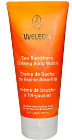 Weleda Creamy Body Wash Sea buckthorn (200 mL)