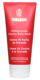 Weleda Creamy Body Wash Pomegranate (200 mL)