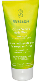 Weleda Creamy Body Wash Citrus (200 mL)
