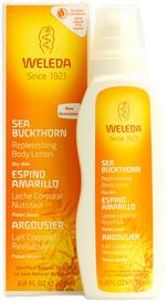 Weleda Sea Buckthorn Replenishing Body Lotion (200 mL)