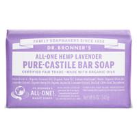 Dr.Bronners Castile Bar Soap Lavender (140 g)