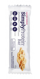 Simply Protein Whey Banana Butterscotch (12 x 40g bars)