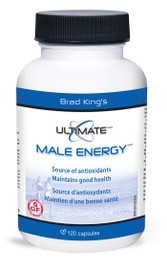 Brad King's Ultimate Male Energy (120 caps)
