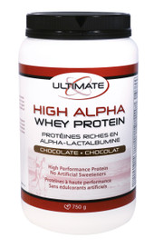 Ultimate High Alpha Whey Protein Chocolate (750 g)